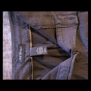 Lane Bryant sized 20 Gray Dress pants